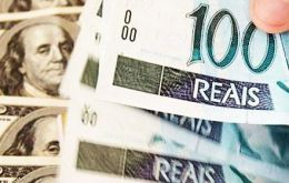 The Brazilian currency, the Real, weakened 1.5% against the U.S. dollar, after falling about 5% when the news broke.