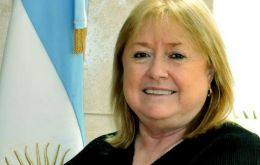 On her return Ms Malcorra is scheduled to hold a meeting with president Macri to address the UN candidacy issue which is supported by the Argentine government.