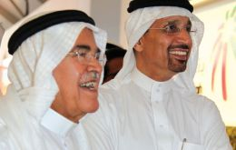 Ali al-Naimi has been replaced after more than 20 years in the role by former health minister Khalid al-Falih.