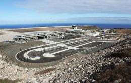 St Helena's first Aerodrome Certificate is valid until 9 November 2016, at which point the Airport will need to be re-certified.