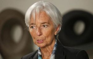 "Christine Lagarde said direct economic costs of corruption are clear, but indirect costs may be even worse ""leading to low growth and greater income inequality."""
