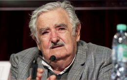 "Mujica said he respects the Venezuelan president but ""this does not mean I can't say that he's mad, mad as a hatter""."