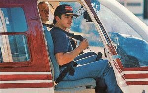 Carlos Facundo Menem was 26 when the helicopter he was piloting crashed on 15 March 15, 1995.
