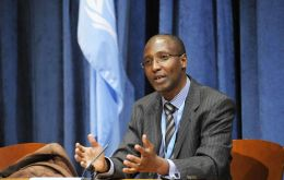 """The situation of indigenous peoples in certain areas of the country is appalling"", said OHCHR rapporteur Mutuma Ruteere"
