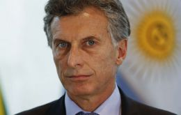 Macri believes sovereignty discussions on the Islands remain an exclusive dialogue with London, in the framework of the United Nations.