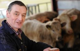 NFUS livestock committee chairman Charlie Adam said that processors must start working with farmer representatives, rather than dictating to them