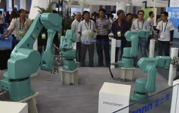 "Xu Yulian, head of Kunshan region PP.RR., said: ""More companies are likely to follow suit."" China is investing heavily in a robot workforce."