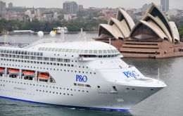 The Pacific Jewel, breached new low sulfur fuel regulations in Sydney Harbor, following a fuel sample taken by the ship's crew and provided to EPA officers