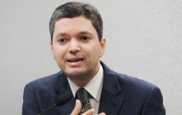 Transparency Minister Fabiano Silveira is the second minister in a week to be forced out of the Brazilian interim government