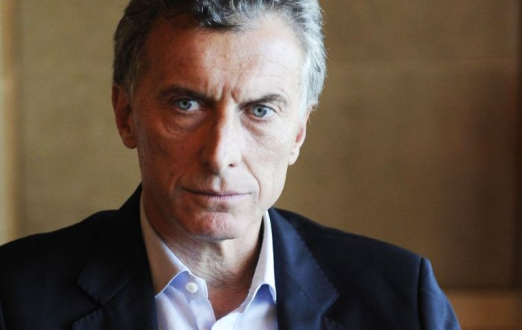 Macri said money was transferred to Bahamas after Swiss bank Julius Baer Group bought Merrill Lynch overseas wealth management unit from Bank of America.