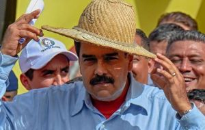 """Venezuela will be respected and nobody's going to apply any charter of any kind – or whatever they want to call it – to Venezuela,"" Maduro blasted."