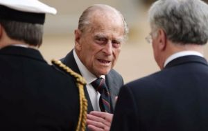 "Duke of Edinburgh said that whatever the judgment on the outcome of Jutland, the commemorations were focused on the ""endurance and gallantry"" of all sailors"