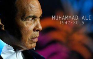 After a 32-year battle with Parkinson's disease, Muhammad Ali has passed away at the age of 74.