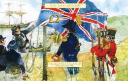 On 10 June, Argentine recalls the creation in 1829 of the Political and Military Command of the Malvinas Islands under Vernet