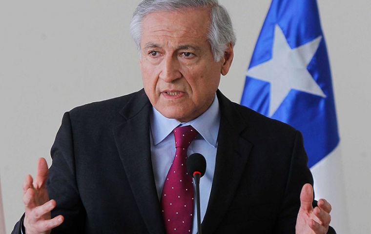 The announcement was made by Chile's foreign minister Heraldo Munoz following the Alliance's Ministers Council in Mexico City in anticipation of the July summit st.