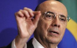 """The main goal is to ensure that growth in the public debt relative to GDP, which has grown systematically, is stabilized and then begins to fall,"" said Meirelles"