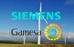 According to recent Navigant Research figures, Siemens and Gamesa were the fourth and fifth wind turbine suppliers in the world, 7.7% and 5.5% respectively.