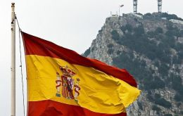 """The Spanish flag on the Rock is much closer than before,"" Spain's acting Foreign Minister Jose Manuel Garcia-Margallo said on Friday."