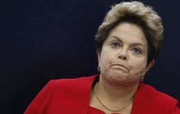 Rousseff is charged with using cosmetics accounting to mask a ballooning budget deficit, allegations that she denies.