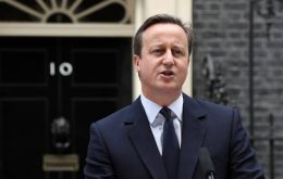 "The next PM should be allowed to ""negotiate a deal"" with the EU that the public can have a say on through a second referendum or general election, said Cameron"