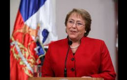 Bachelet as the Alliance president will push to expand into the Asia-Pacific basin markets, as well as the 49 observer countries and Mercosur