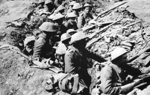 The battle saw more than one million men killed and wounded on all sides. The British suffered almost 60,000 casualties on the first day of Somme