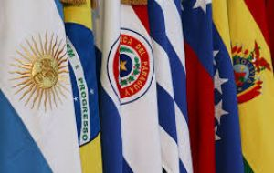 All four Mercosur foreign ministers will be meeting Monday in Montevideo to decide on the issue