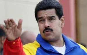 It was planned that next week the Mercosur chair would be transferred to Venezuela even if Maduro was not attending