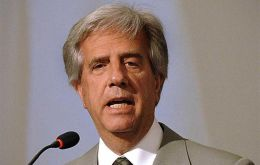 """The Uruguayan state has emerged victorious and the tobacco company's claims have been roundly rejected,"" President Tabare Vasquez said in national television"