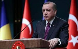 "The strongman said that the coup attempt was ""a gift from Allah"", since it would now help purge the Army of the few traitors and conspirators"
