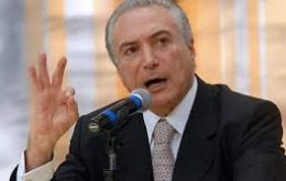 Despite half of Brazilians wanting Temer to continue as president instead of having Rousseff return, the interim president's approval rating is only 31%.