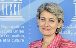 Diplomatic sources suggested that UNESCO head Irina Bokova of Bulgaria, was ahead in the count of a tied third place