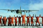 The flights with LADE aircraft are scheduled to land in the Antarctic Marambio base