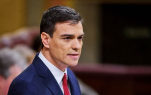 Pedro Sanchez, head of the Socialist Party that came second in June elections, is the second-most obvious candidate of choice