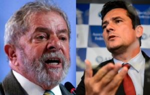 The 39-page petition lashes out at federal Judge Sergio Moro, who presides over most cases in the Petrobras investigation and has ordered dozens of arrests