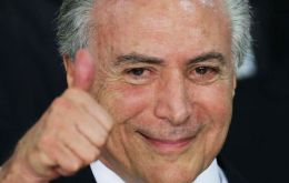 Brazil's new political landscape with interim president Michel Temer has boosted the Real.
