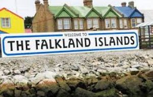 The conclusion of the 68 page report indicates that results strongly suggest 2014 and 2015 were two very good years for the Falklands and its business community