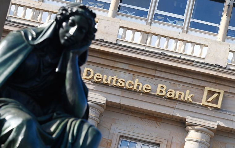 """European banks lack sufficient capital to offset the losses expected in the case of another financial crisis,"" the ZEW said in a statement on Tuesday."