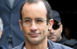 Apparently the head of construction conglomerate, Marcelo Odebrecht, reached a plea-bargain and could implicate many more of the country's top politicians.