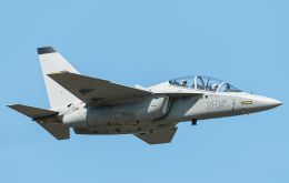 Italy's Aermacchi M-346 Master is considered too expensive in money value, US$ 30 million each plus the need of a completely new tooling and training program.