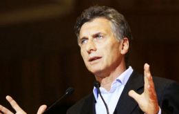 "Macri, who succeeded Cristina Fernández de Kirchner said the energy crisis was the most complex of the ""many bombs"" she had left for him."