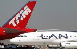 LATAM has racked up repeated losses since it was formed in the 2012 merger of Chile's LAN and Brazil's TAM, hamstrung by Brazil's economic problems