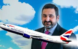 Spaniard Alex Cruz, 50, took over as CEO and chairman of BA in April this year, having started his career with American Airlines 1995.