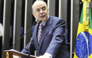 The collective presidency proposal has been sponsored by Paraguay and Brazil for several weeks, particularly Brazil's Foreign Minister Jose Serra.