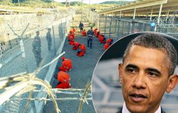 President Obama has long vowed to close Guantanamo, but efforts to transfer prisoners to the U.S. have been blocked by Congress.