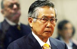 "Justices said ""there isn't enough material evidence"" to declare any criminal responsibility of Fujimori regarding public funds"