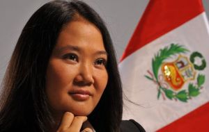 Kuczynski narrowly beat the jailed ex-president's daughter, Keiko Fujimori, to win the presidency but her Popular Force (FP) has a large majority in Congress