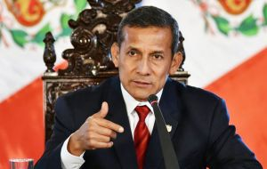 In 2013, ex president Ollanta Humala refused to approve a humanitarian pardon for Fujimori requested by his family.