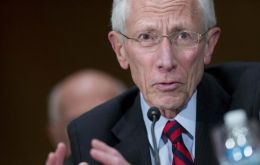 """We are close to our targets,"" Fischer said on Sunday, adding that jobs growth had been ""remarkably resilient"". However he did not mention interest rates"