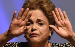 Tension is building ahead of Monday when Rousseff, from the leftist Workers' Party, will take the stand for the first time and face her accusers.